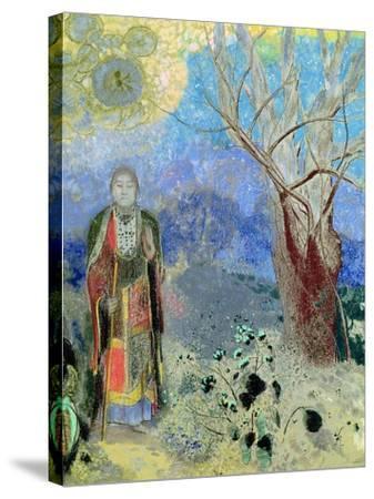 The Buddha, circa 1905-Odilon Redon-Stretched Canvas Print