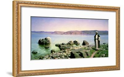 At the Sea of Galilee, 1888-Vasilij Dmitrievich Polenov-Framed Giclee Print