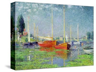Argenteuil, circa 1872-5-Claude Monet-Stretched Canvas Print