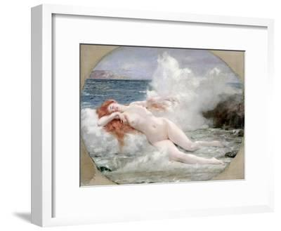 The Birth of Venus, circa 1896-Henri Gervex-Framed Giclee Print