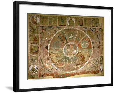 The Creation--Framed Giclee Print