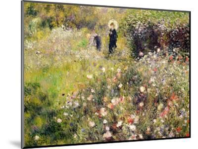 Summer Landscape-Pierre-Auguste Renoir-Mounted Premium Giclee Print