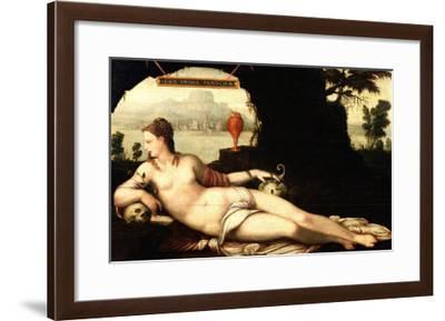 Eva Prima Pandora-Jean The Elder Cousin-Framed Giclee Print