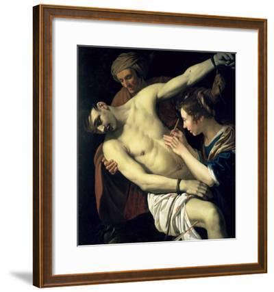St. Sebastian and St. Irene, 1624-Jan Harmensz. Bylert-Framed Giclee Print