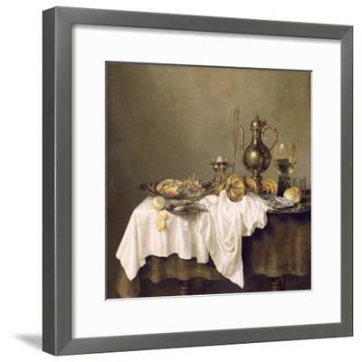 Breakfast with a Crab, 1648-Willem Claesz^ Heda-Framed Giclee Print