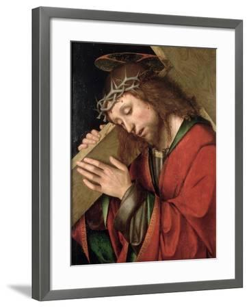 Christ Carrying the Cross-Gian Francesco De' Maineri-Framed Giclee Print
