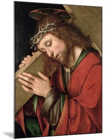 Christ Carrying the Cross-Gian Francesco De' Maineri-Mounted Giclee Print