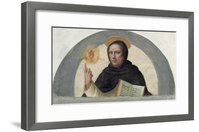 Saint Vincent Ferrer-Fra Bartolommeo-Framed Giclee Print