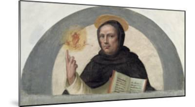 Saint Vincent Ferrer-Fra Bartolommeo-Mounted Giclee Print