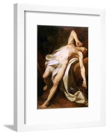 Saint Sebastian-Nicolas-guy Brenet-Framed Giclee Print