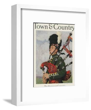 Town & Country, April 1st, 1919--Framed Art Print