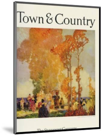 Town & Country, May 20th, 1921--Mounted Art Print