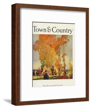 Town & Country, May 20th, 1921--Framed Art Print