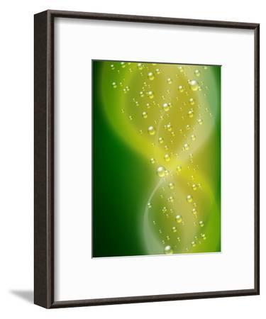Bubbles--Framed Art Print