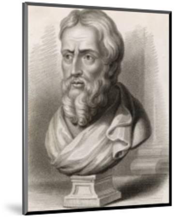 Herodotus Greek Historian-S. Freeman-Mounted Giclee Print