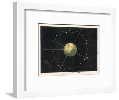 The Fixed Stars-Charles F^ Bunt-Framed Giclee Print