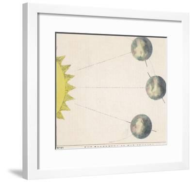 The Phenomena of the Seasons, Number One-Charles F^ Bunt-Framed Giclee Print