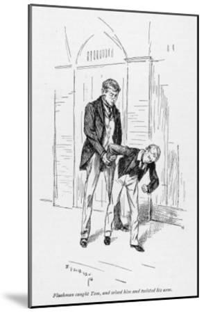 Flashman and Tom-Edmund J^ Sullivan-Mounted Giclee Print