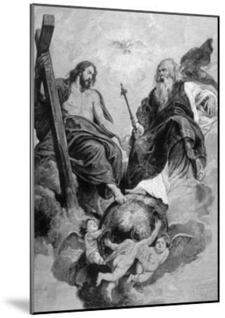 Jesus of Nazareth-Peter Paul Rubens-Mounted Giclee Print