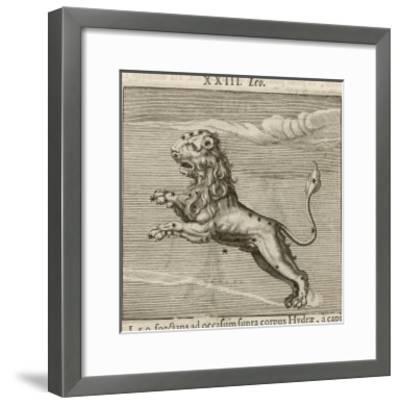 Zodiac-Gaius Julius Hyginus-Framed Giclee Print