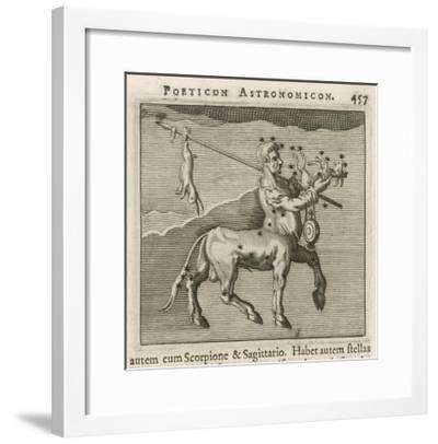 Centaurus Star Figure-Gaius Julius Hyginus-Framed Giclee Print