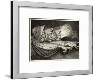 Macbeth, The Witches- Lorsay-Framed Giclee Print