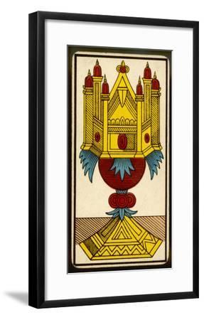 Tarot: The Ace of Cups--Framed Giclee Print
