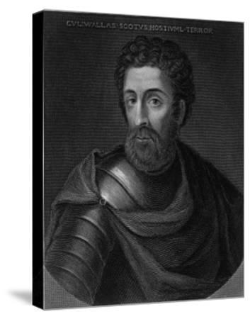 Sir William Wallace Scottish Patriot--Stretched Canvas Print