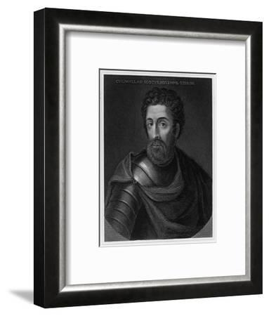 Sir William Wallace Scottish Patriot--Framed Giclee Print