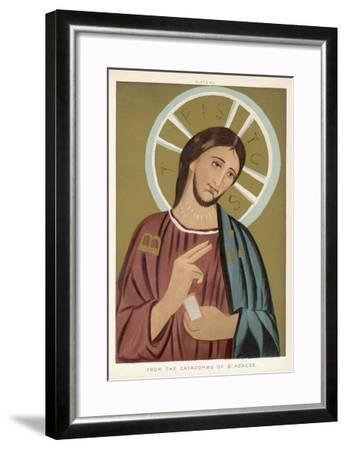 Jesus of Nazareth--Framed Giclee Print