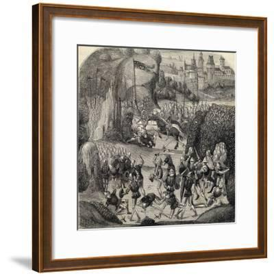 War of Scottish Independence Henry Percy--Framed Giclee Print