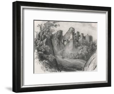 Romantic View in Ireland--Framed Giclee Print