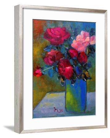 Splendid Roses-Oyang Counfu-Framed Giclee Print