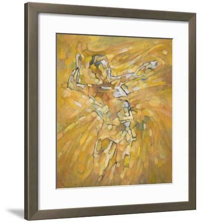 Volleyball-Hu Chang-Framed Giclee Print