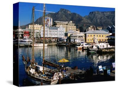Victoria and Alfred Waterfront, Cape Town, South Africa-Ariadne Van Zandbergen-Stretched Canvas Print