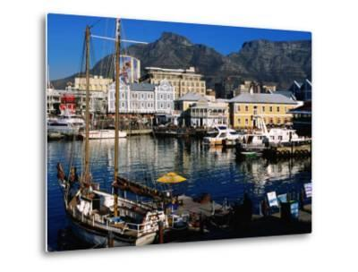 Victoria and Alfred Waterfront, Cape Town, South Africa-Ariadne Van Zandbergen-Metal Print