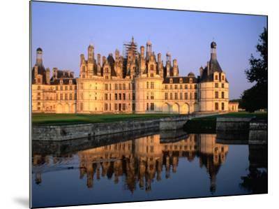 Chateau De Chambord, France-John Elk III-Mounted Photographic Print