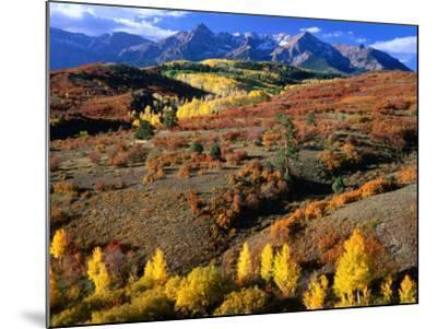 Sneffels Ridge, Colorado, USA-Rob Blakers-Mounted Photographic Print