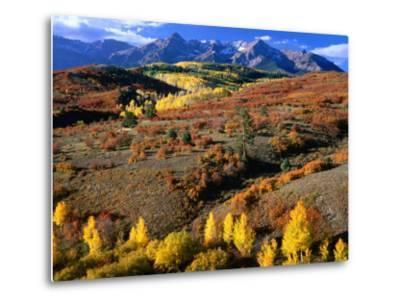 Sneffels Ridge, Colorado, USA-Rob Blakers-Metal Print