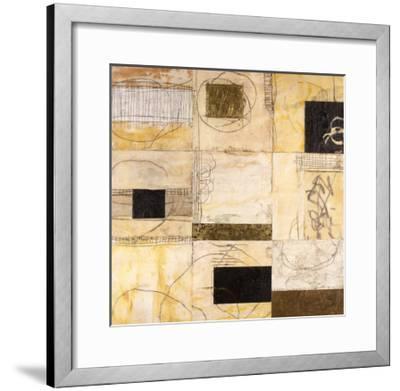 Mixed Feelings I-Ellen Traub-Framed Premium Giclee Print