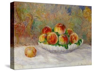 Peaches-Pierre-Auguste Renoir-Stretched Canvas Print