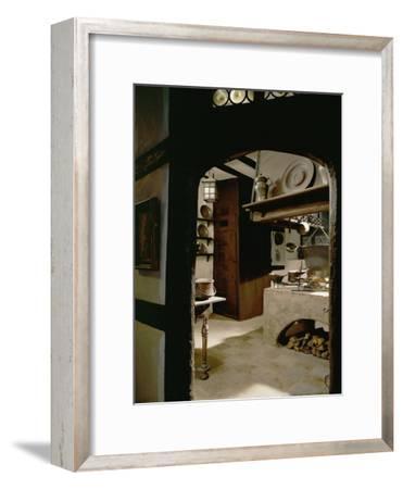 Albrecht Duerer's Kitchen-Albrecht D?rer-Framed Premium Giclee Print