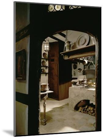 Albrecht Duerer's Kitchen-Albrecht D?rer-Mounted Premium Giclee Print