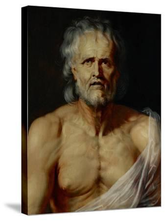 The Dying Seneca-Peter Paul Rubens-Stretched Canvas Print