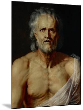 The Dying Seneca-Peter Paul Rubens-Mounted Giclee Print