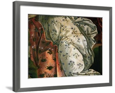 The Birth of Venus-Sandro Botticelli-Framed Giclee Print