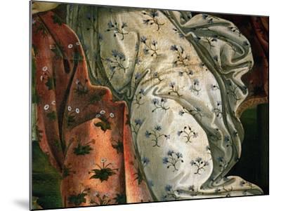 The Birth of Venus-Sandro Botticelli-Mounted Giclee Print