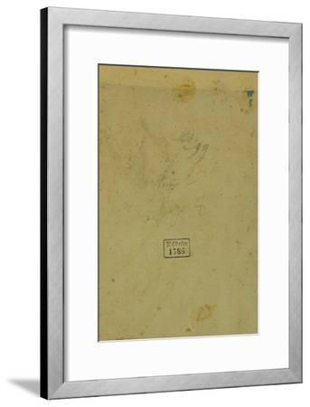 Portrait of a Man-Lorenzo di Credi-Framed Giclee Print
