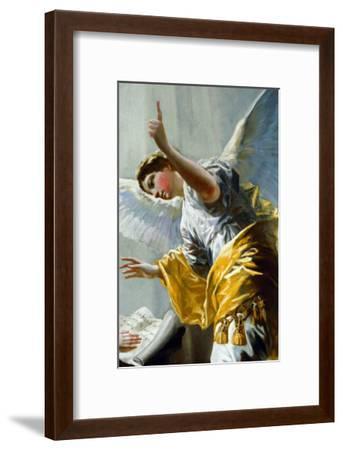 The Annunciation (Detail)-Francisco de Goya-Framed Giclee Print