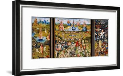 Garden of Delights-Hieronymus Bosch-Framed Giclee Print